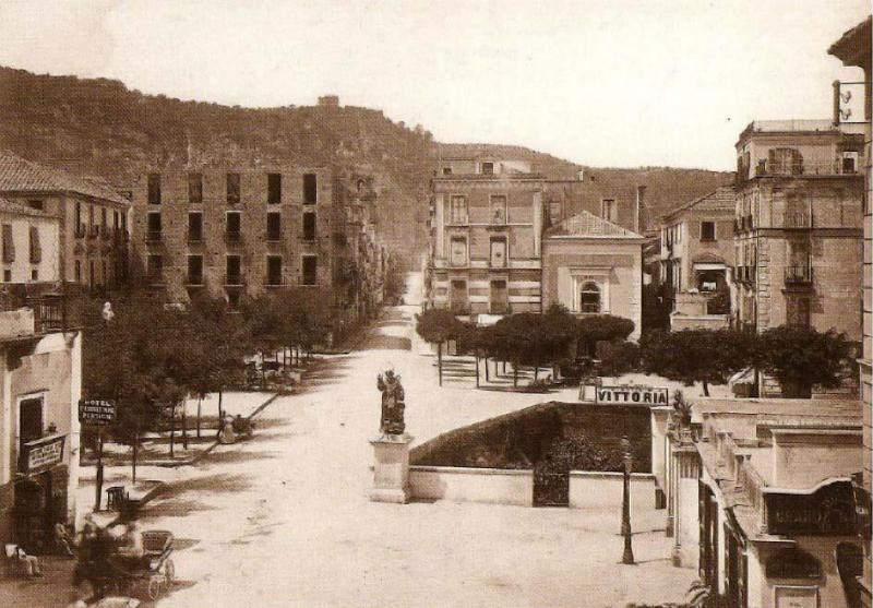 Piazza Tasso di Sorrento